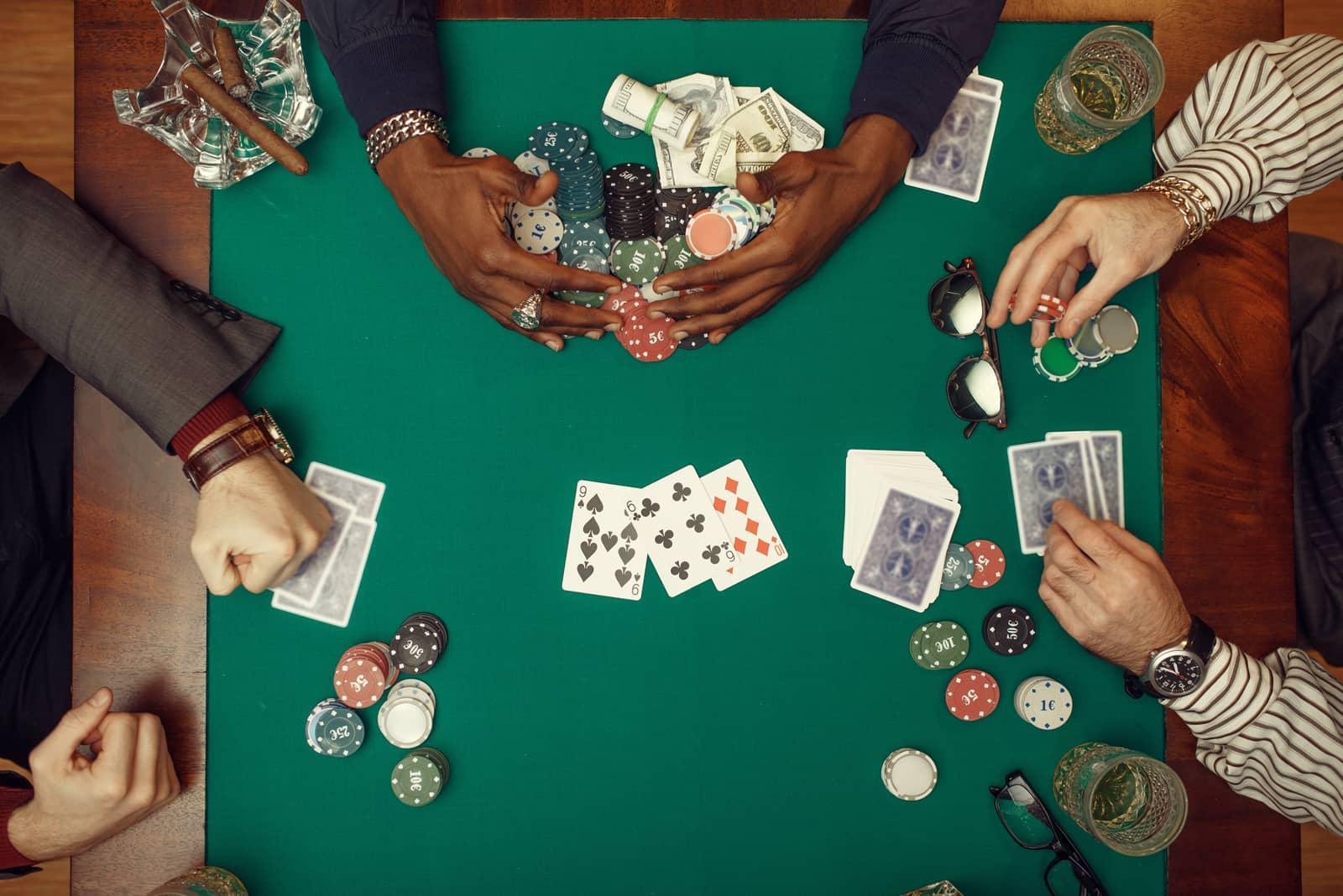 poker invincible